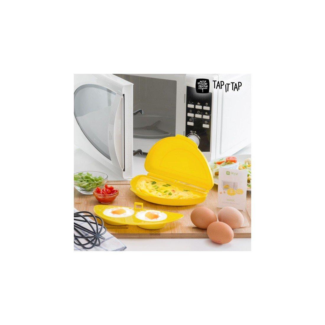 Padella per Frittata per Microonde Tap It Tap Appetitissime V0100417