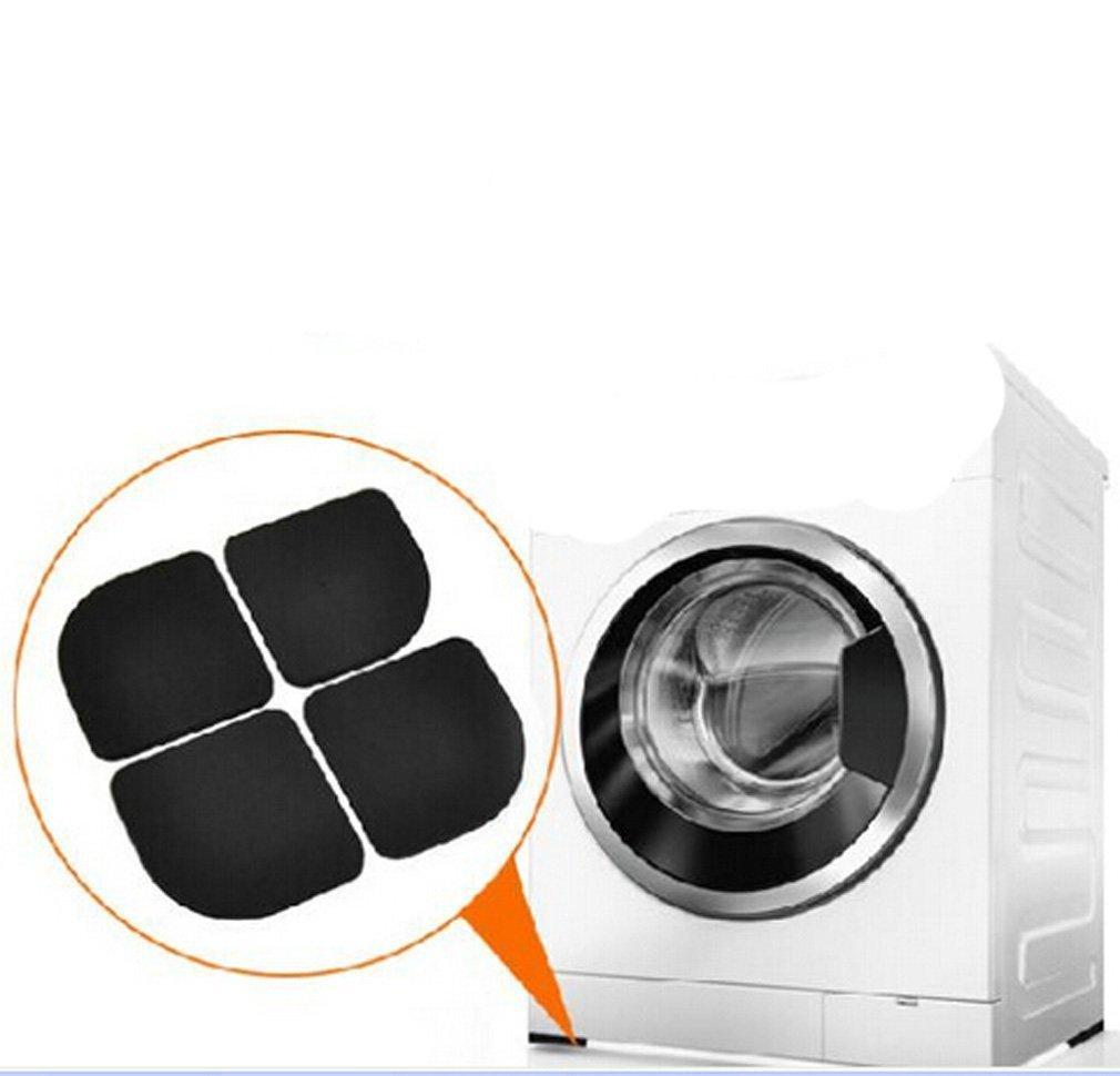 4pcs HENG SONG Washing Machine Anti-Vibration Shock Pads Mat Feet Machine Non-slip Mat Mei_mei9