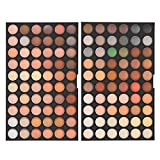 Abody Eye Shadow 120 Colors Makeup Eyeshadow Palette Neutral Warm