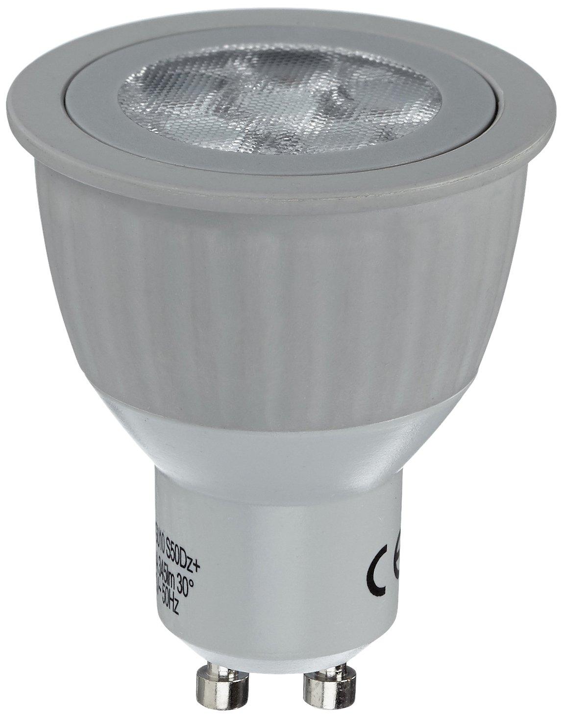 Lámpara LED de jedi GU10 345 lm, se puede regular: Amazon.es: Iluminación