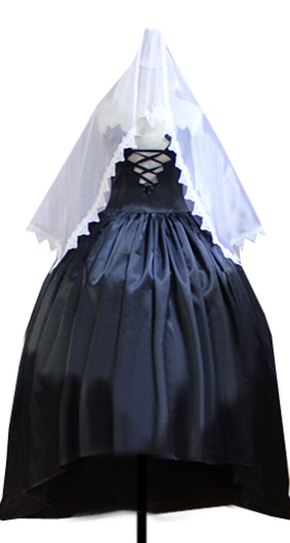 Dreamcosplay Anime KILL la KILL Matoi Ryuuko Wedding Dress Cosplay Costume
