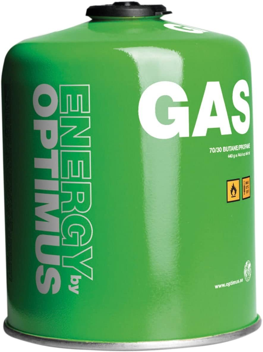 Optimus Bote de Gas Cocina, Verde, 450g, 8017617: Amazon.es ...