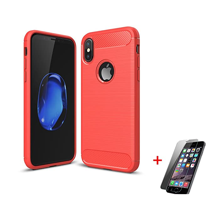 Amazon.com  iPhone X case for Apple 46104ffd9