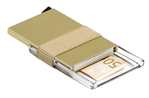 Amazon.com: Secrid cardslide, Cardprotector con Transparente ...