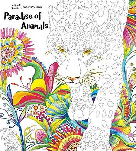 👍 Bücher kostenlos herunterladen Kindle Paradise of Animals: Adult ...