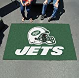 "K&A Company Ulti Mat 60""x96"" Nylon Carpet - New York Jets"