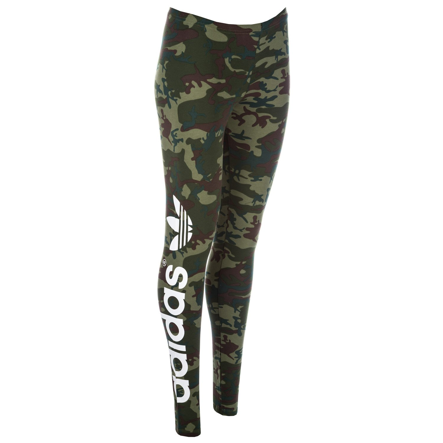 1debf94e8d13b adidas Originals Womens Womens Camo Basketball Leggings in Multi Colour -  4: adidas Originals: Amazon.co.uk: Clothing