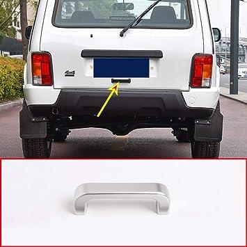 Tirador para puerta trasera de coche de aleación para accesorios de coche NIVA