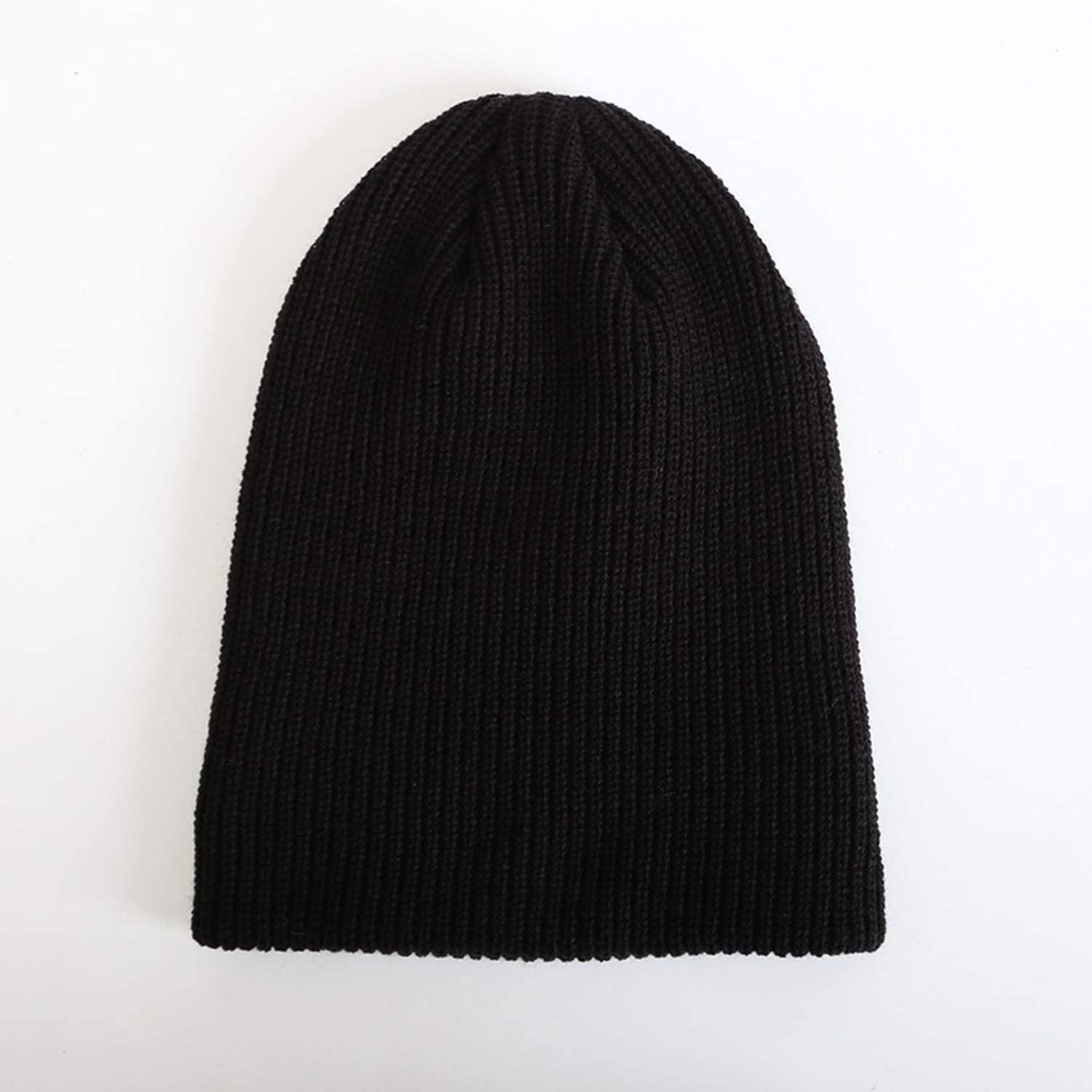 2019 Beanies Knitted Hats Solid Color Caps for Autumn Spring Summer Men Short Head Cap Outdoor Melon Cap