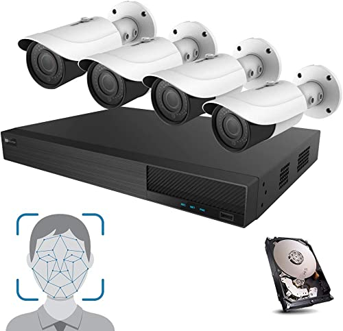 HDView Facial Recognition Camera System