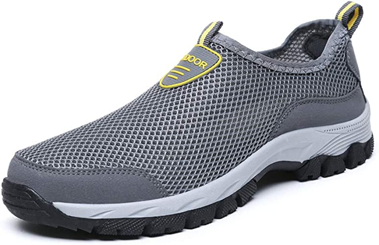 Männer Frauen Leichte Turnschuhe Atmungsaktive Slipper Schuhe Freizeitschuh K4D4