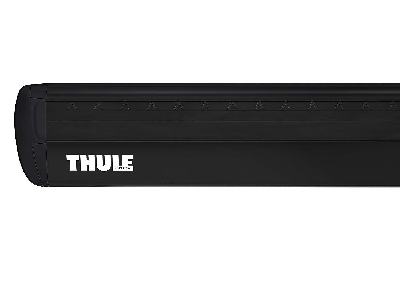 Thule 711400 Roof Racks Set of 2 Silver