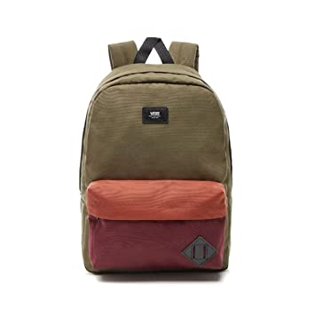 Amazon.com | Vans Old Skool II Backpack - Grape Leaf/Sequoia ...