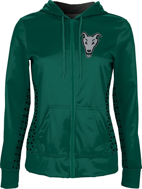 Geo ProSphere Loyola University Maryland Girls Zipper Hoodie School Spirit Sweatshirt