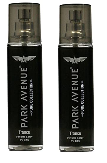 Park Avenue Pure Collection Trance Perfume Spray, 135ml (Pack of 2) - India