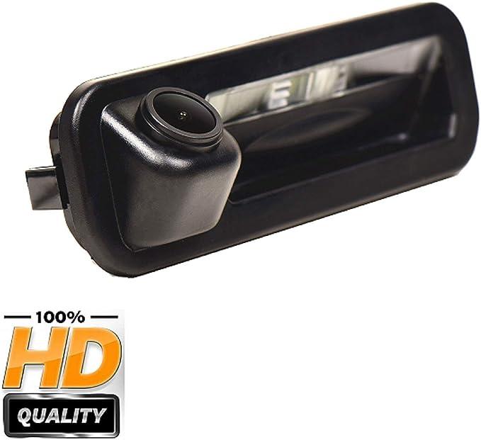 Nachtsicht Wasserdicht Farbkamera 170 Hd Rückfahrkamera Kennzeichenleuchte Einparkhilfe Kamera Für Ford Focus Se Ford Focus St