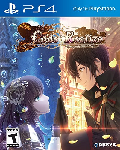 Japan Bouquet (Code: Realize Bouquet of Rainbows - PlayStation 4)