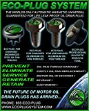 10MM – 14MM Magnetic Oil Drain Plug by