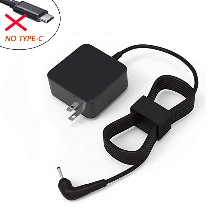 AC Charger for Samsung Chromebook 2 3 XE500C13 XE500C13-K03US XE501C13-K01US PA-1250-98 XE501C13-K02US XE500C12 XE303C12 Laptop BA44-00322A AA-PA3N40W ...