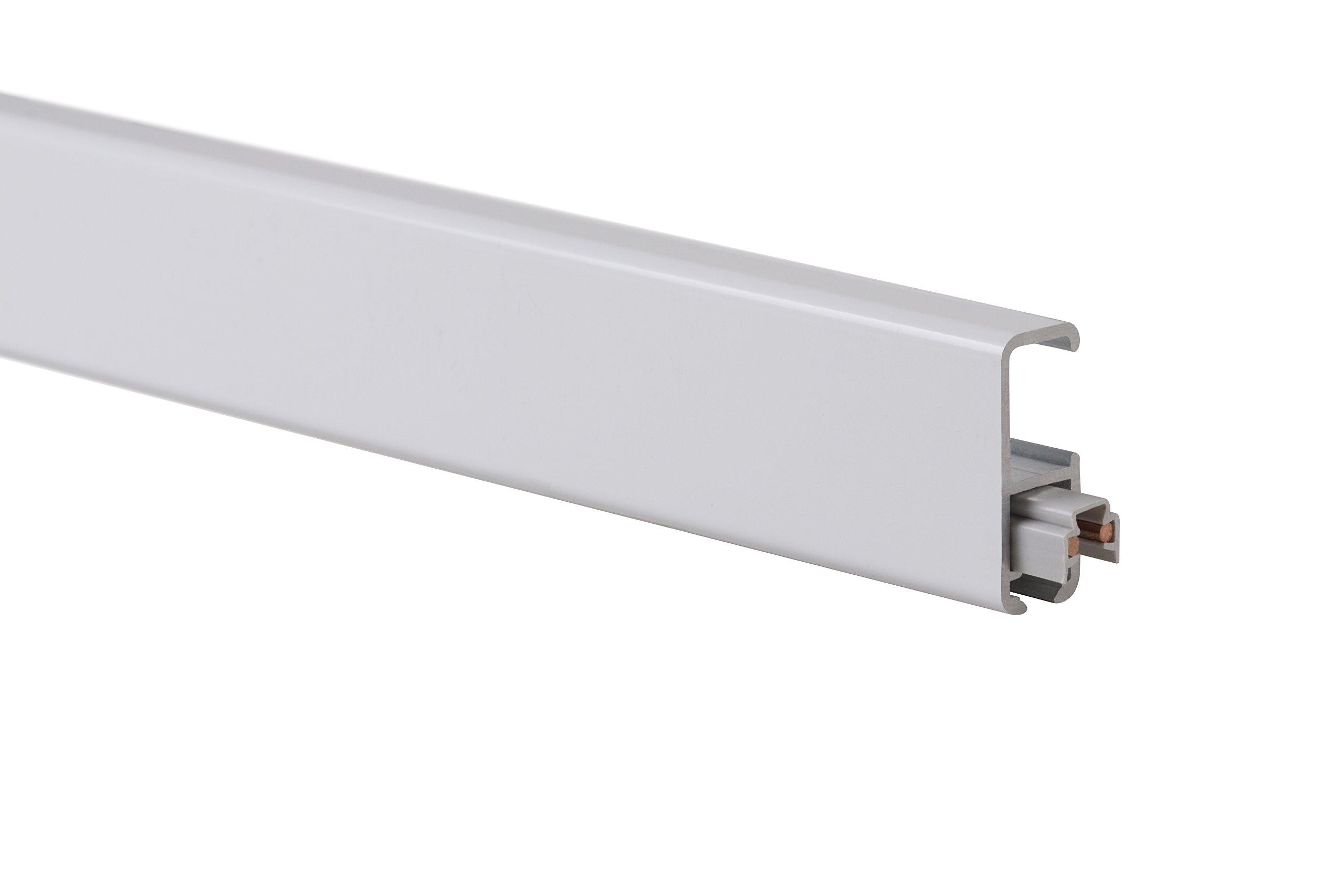 STAS multirail white 78.75 inch + installation kit