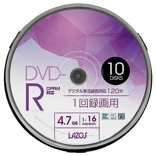 Lazos DVD-R L-CP10P