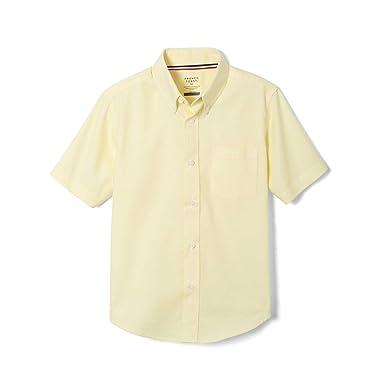 188014313 Amazon.com  French Toast Men s Short Sleeve Oxford Shirt  Clothing