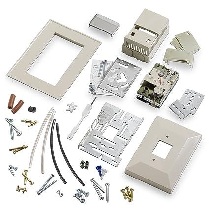 Siemens 194 – 3083 retrostat Kit para Johnson controles termostatos de calefacción y refrigeración