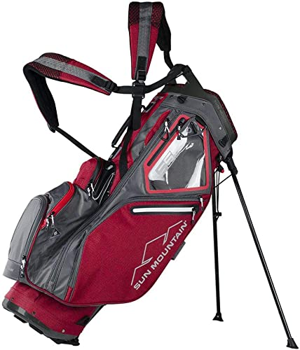 Sun Mountain 2018 5.5 LS Stand Carry Golf Bag