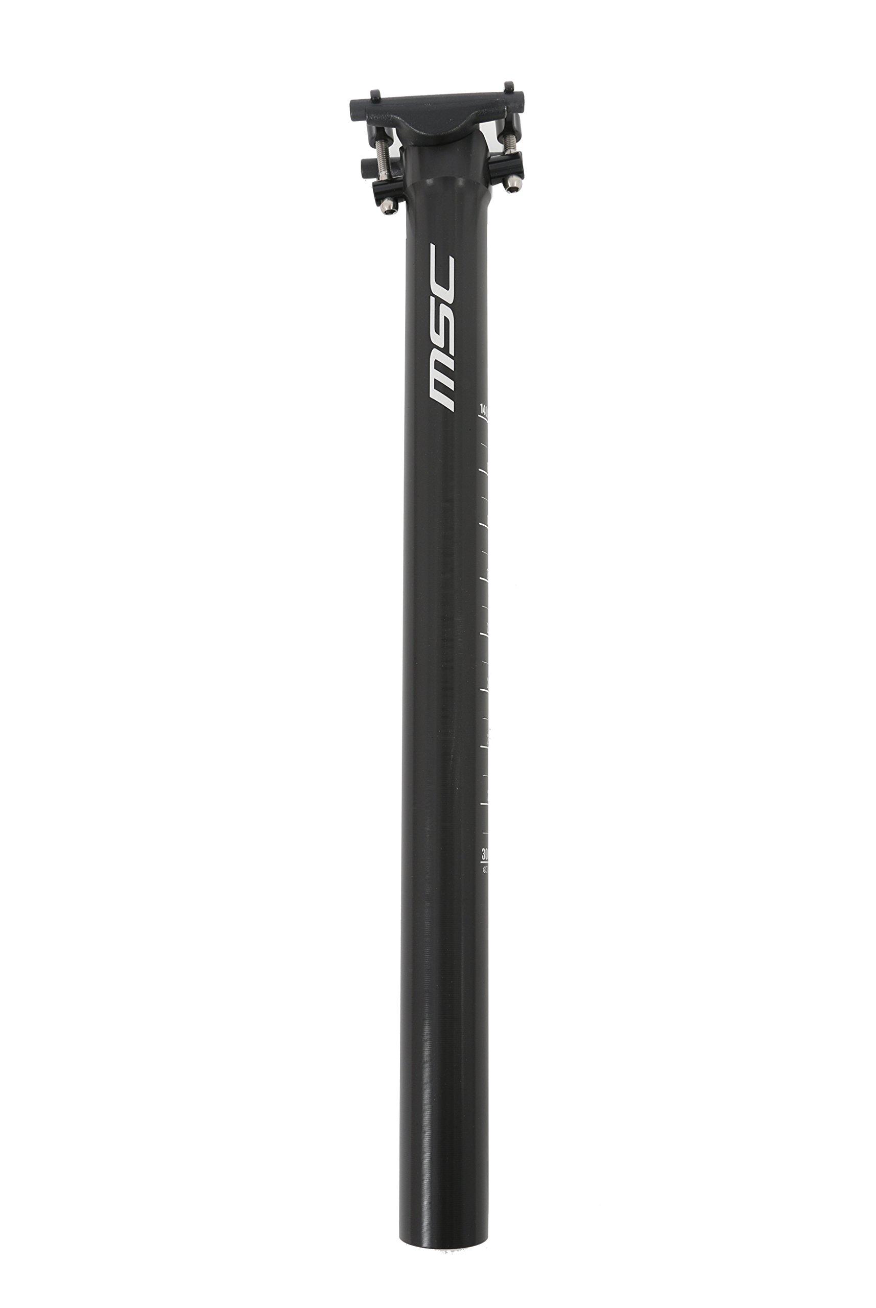 MSC Bikes MSC 31.6 mm 410 mm. Alu7075T6. Straight - Tija de sillín de