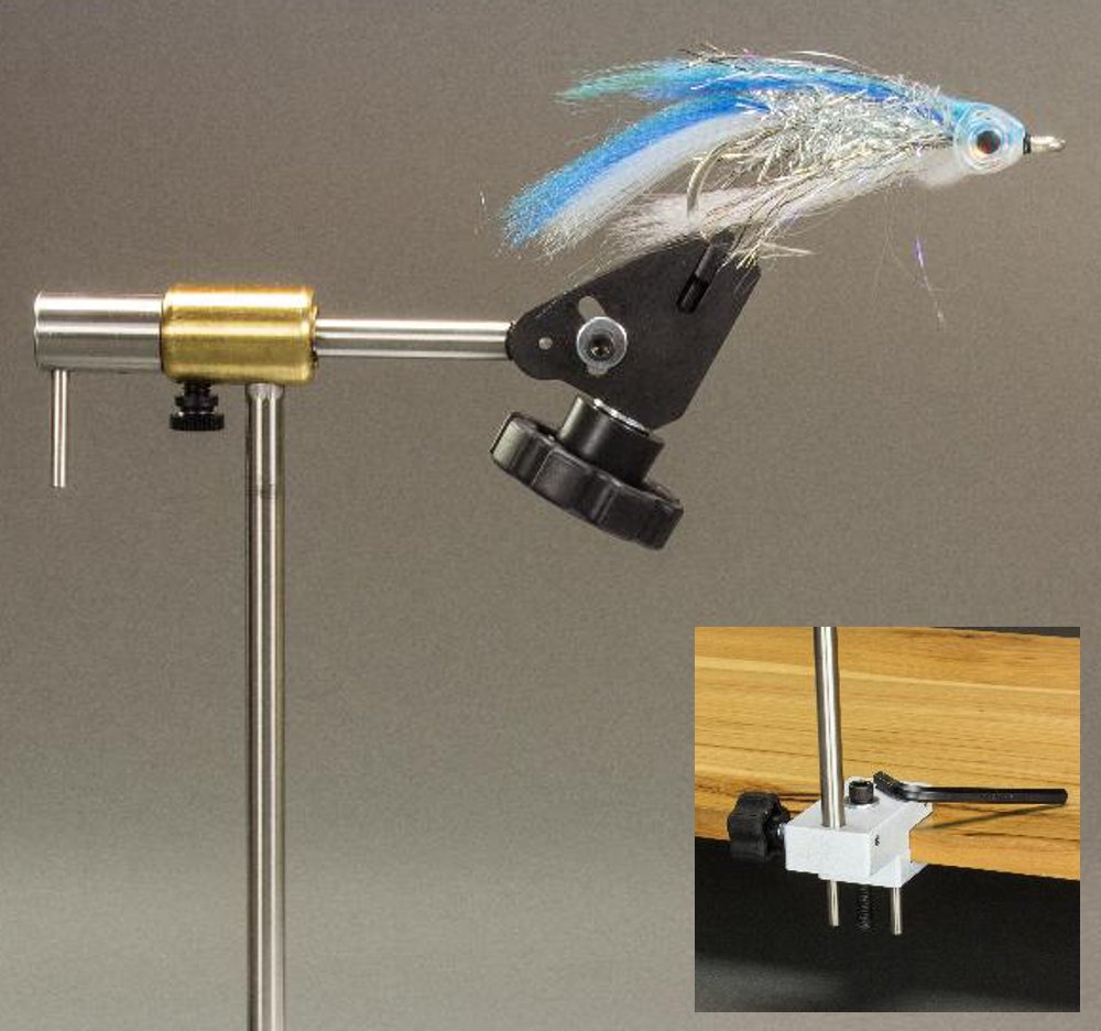 PEAK's Large Iron Retention System (LIRS) Jurrasic Series #1 (w/C-Clamp) by Peak Fishing