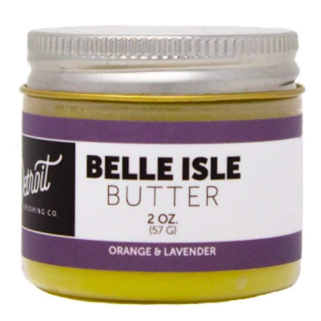 Detroit Grooming Company - Beard Butter - 2 oz. Belle Isle All-Natural - Beard Balm