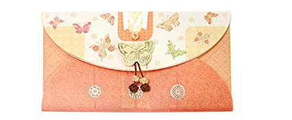 5ea package korean traditional design gift envelope money holder card fancy packet for new