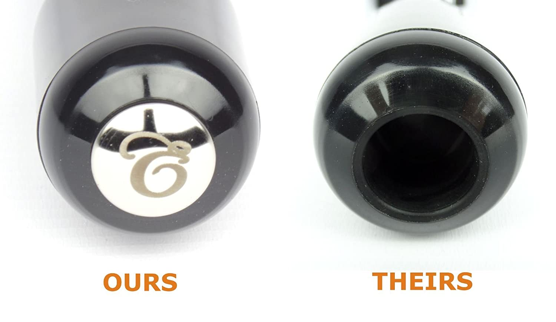 2 Tassen Ersatz-Siebtr/äger f/ür QUICKMILL-Espressomaschinen 14 g Sieb 2 Ausl/äufe