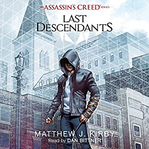 Last Descendants Audiobook