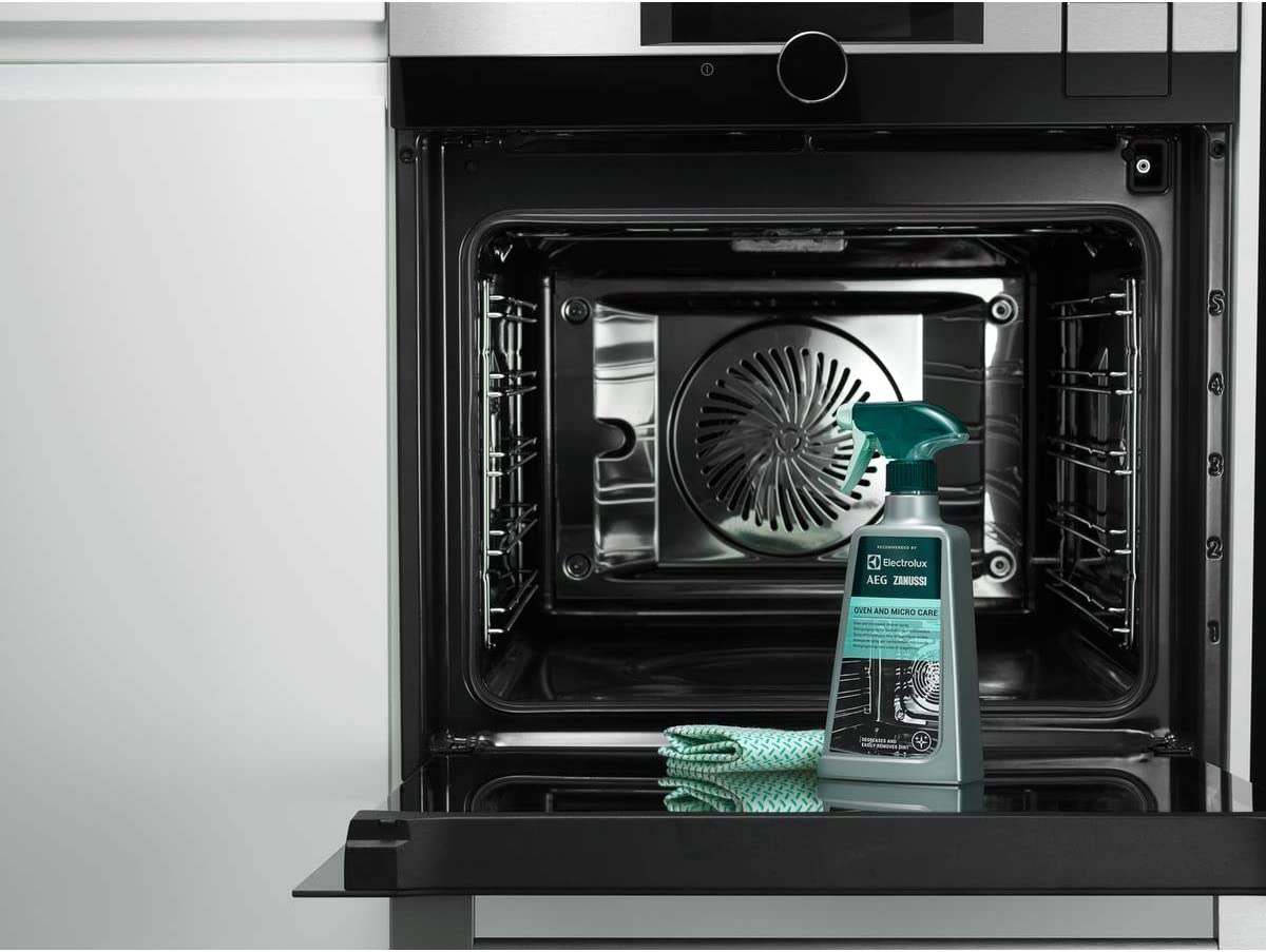 AEG M3OCS200 - Spray limpiador para hornos y microondas (500 ml ...