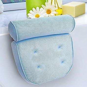 Amazon.com: Kleeger Almohada de baño para bañera caliente ...