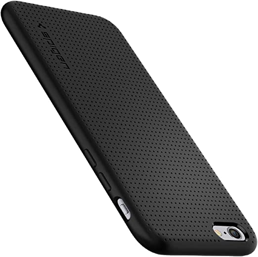 Amazon Com Spigen Liquid Air Designed For Apple Iphone 6s Case 2015 Black