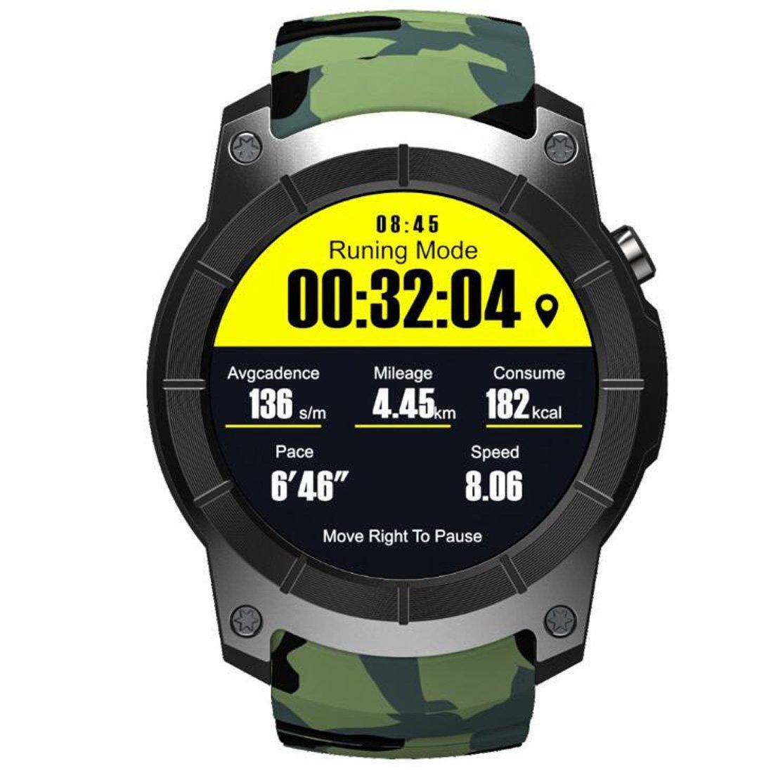 Amazon.com : Smart Watch GPS Pressure Variety of Sports Mode ...