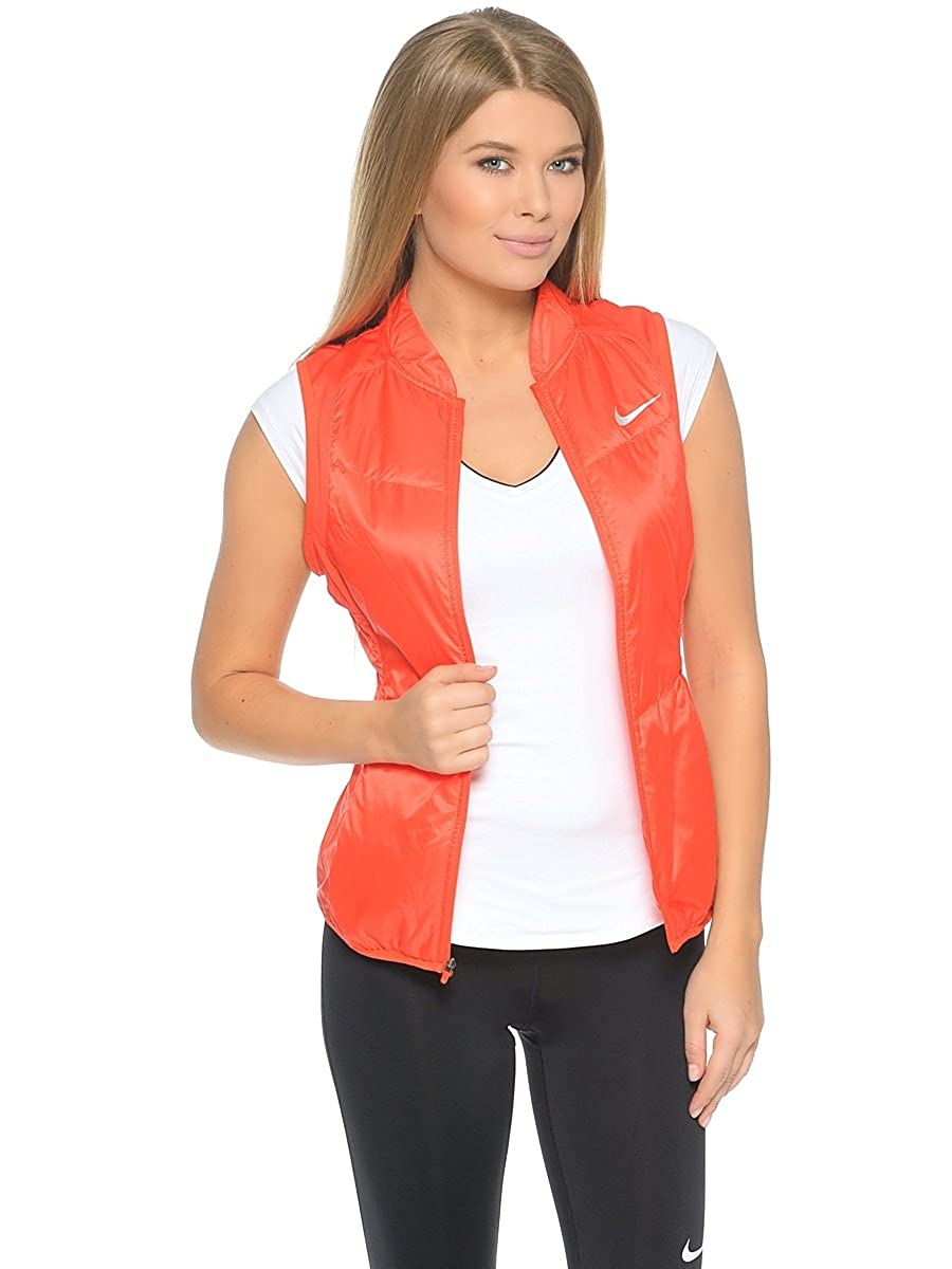 Nike Polyfill Vest Damen Weste: : Bekleidung