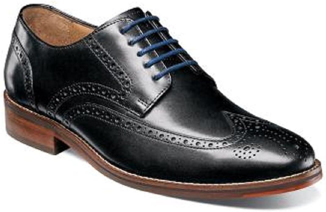 Florsheim Men/'s Salerno Wingtip Oxford Cognac US Sizes
