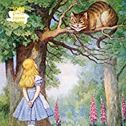 Adult Jigsaw Puzzle Alice and the Cheshire Cat: 1000-Piece Jigsaw Puzzles
