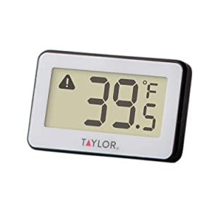 Taylor Precision Products Digital Refrigerator/Freezer Thermometer