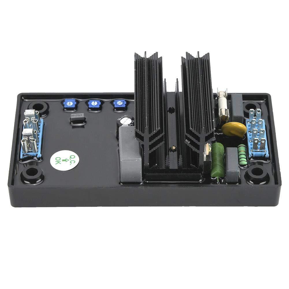 R230 AVR Voltage Control Module for Brushless Generator Alternator with Adjustable Voltage Automatic Voltage Regulator