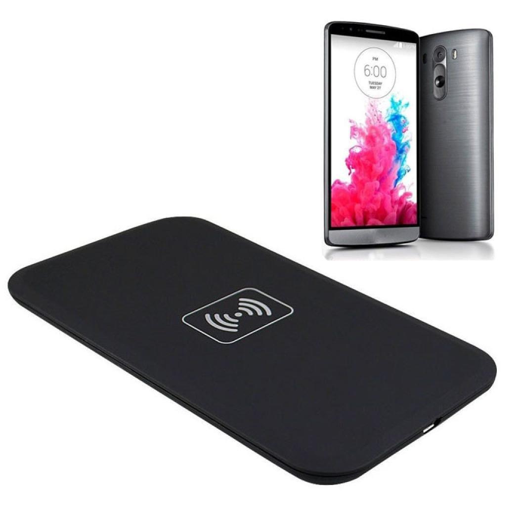 Malloom® Cargador inalámbrico Qi Pad de carga para LG G3 ...
