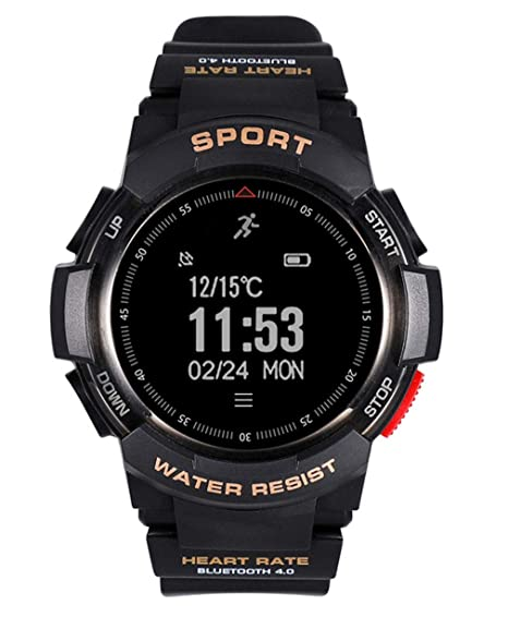 Amazon.com: Smart Watch, Outdoor IP68 Multi-Sport Watch ...