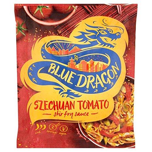 Blue Dragon Szechuan tomate salteado salsa de 120g: Amazon.es: Alimentación y bebidas