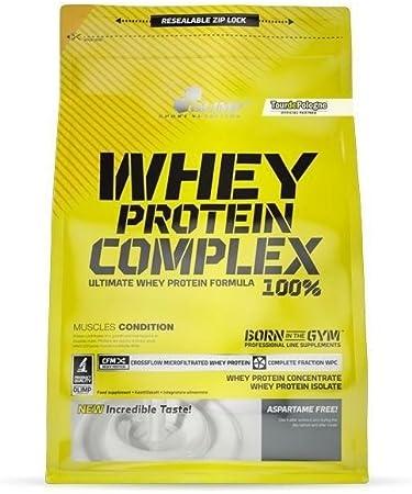 Olimp Sport Nutrition Proteína Whey Protein Complex con Sabor 100 % Yogur de cereza - 700 g