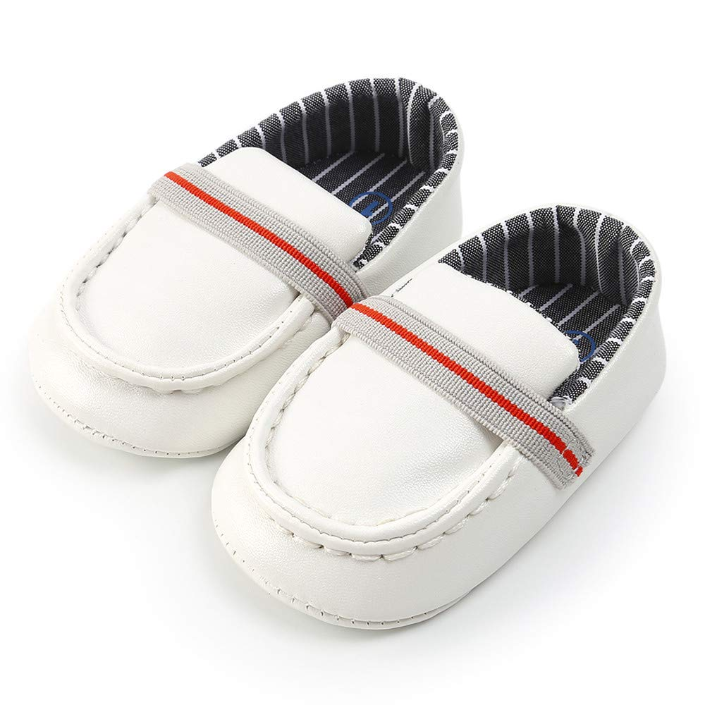 Infant//Toddler Lurryly❤Kids Baby Leather Keep Warm Prewalker First Walkers Shoes Shoe