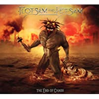 FLOTSAM AND JETSAM-THE END OF CHAOS
