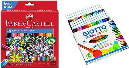 Faber-Castell 111260 Set Pastelli
